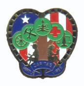 Military Wife Crest