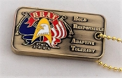 Military Brat Dogtags